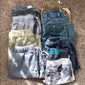Boy's shorts bundle